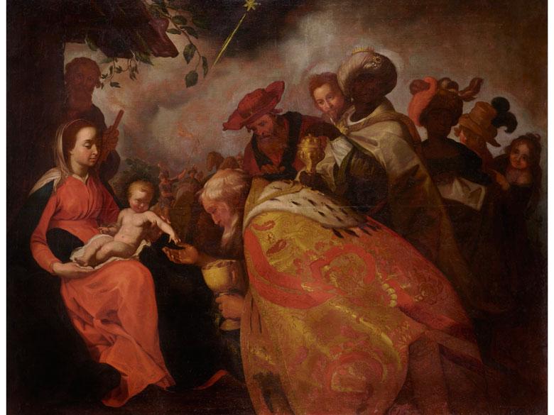 Abraham Bloemaert, 1564 Gornichem – 1651 Utrecht, Werkstatt des