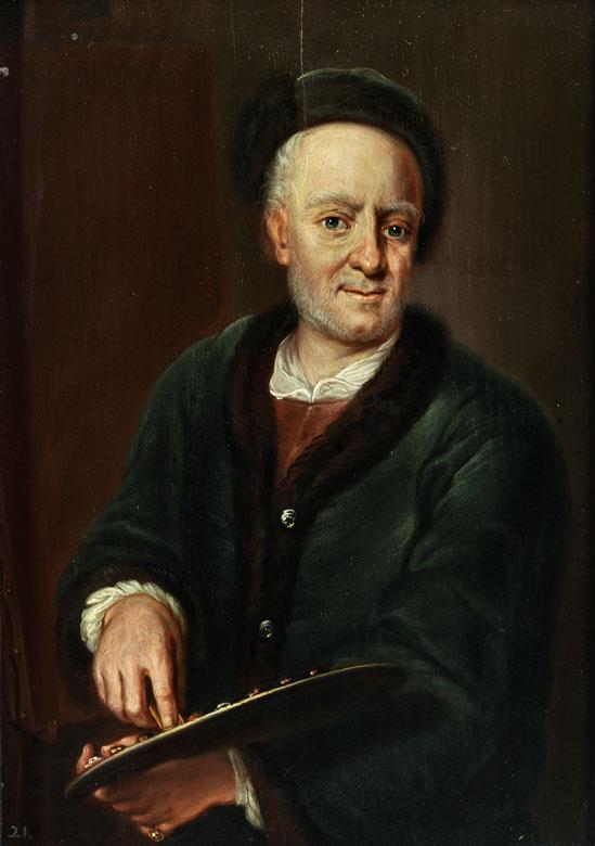 Johann Leonhard Hirschmann, 1672 – 1750