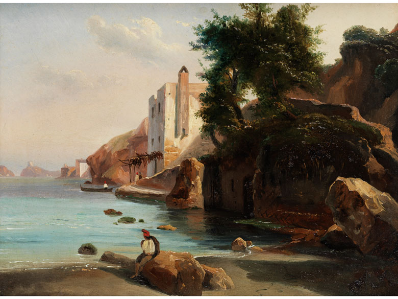 Louis Auguste Lapito, 1803 Joinville-le-Pont – 1874 Boulogne-sur-Seine, zug.