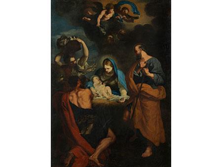 Carlo Maratta, 1625 Camerano – 1713 Rom, zug.