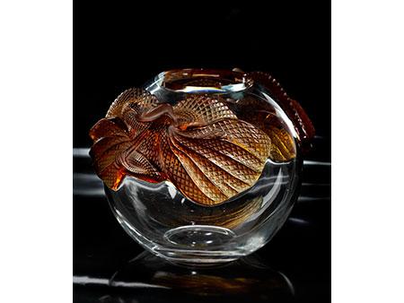 Lalique Vase Hampel Fine Art Auctions