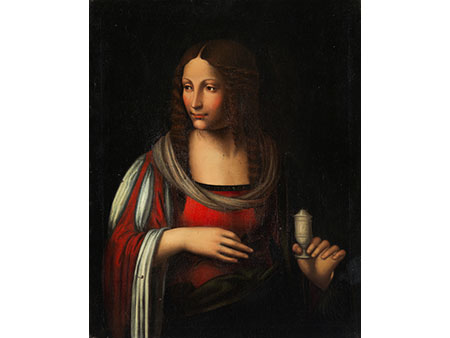 Bernardino Luini, um 1480/85 Runo – 1532 Mailand, zug./ Werkstatt des