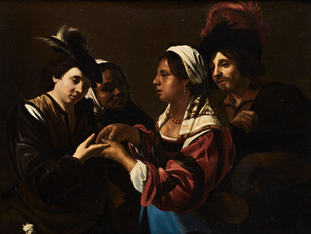 Nicolas Tournier, 1590 Montbéliard – um 1657 Toulouse
