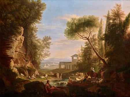 Raffaele Carelli, 1795 – 1864 Neapel