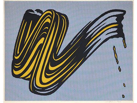 Roy Lichtenstein, 1923 New York – 1997 ebenda