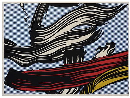 Roy Lichtenstein,  1923 – 1997