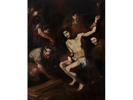 Jusepe de Ribera, 1588/91 Xàtiva – 1652 Neapel, zug.