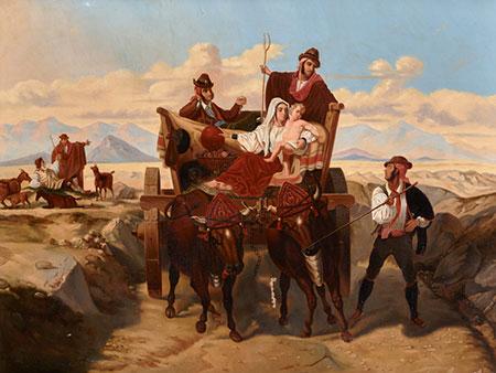 Italienischer Maler der ersten Hälfte des 19. Jahrhunderts