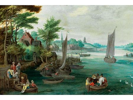 Jan Brueghel d. J., 1601 Antwerpen – 1678