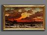 Detail images: Ludwig Munthe, 1841 Aaro (Sundal) – 1896 Düsseldorf, norwegischer Landschaftsmaler