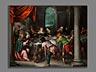 Detail images: Leandro Bassano, eigentlich Leandro da Ponte , 1557 Bassano – 1622 Venedig, zug.
