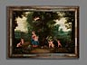 Detail images: Jan Brueghel d. J., 1601 – 1678, und Peter van Avont, 1600 – 1652, in der Art der Künstlerwerkstätten