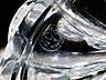 Detail images: Paar Kristalltischkerzenleuchter