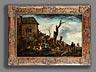Detail images: Philips Wouwerman, 1619 Haarlem – 1668
