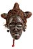 Detail images: Afrikanische Maske