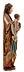 Detail images: Sehr schöne gotische Traubenmadonna