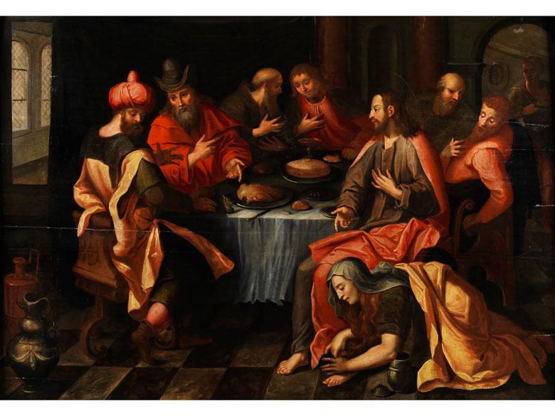 Ambrosius Francken d. Ä., 1544 Herenthals – 1618 Antwerpen