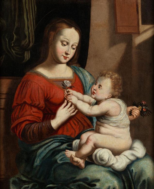 Deutscher Maler des beginnenden 17. Jahrhunderts