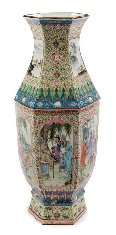 Famille Jaune-Vase
