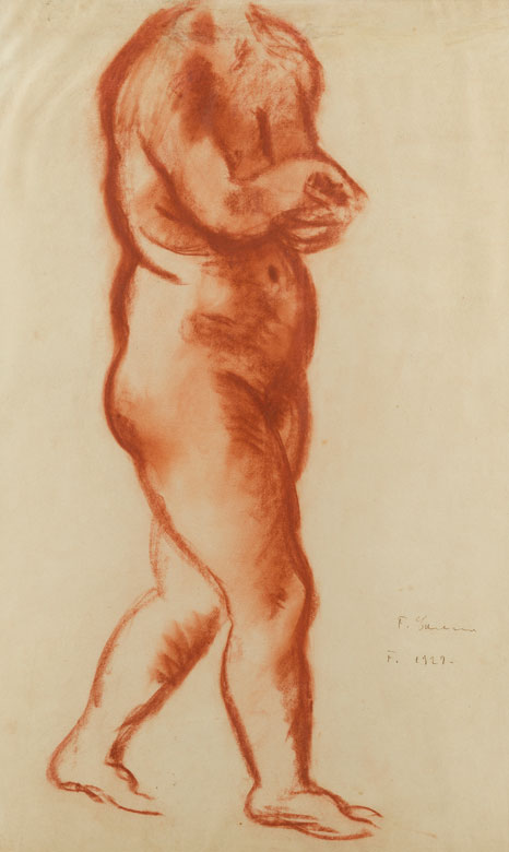 Felice Carena, 1879 Cumiana – 1966 Venedig,