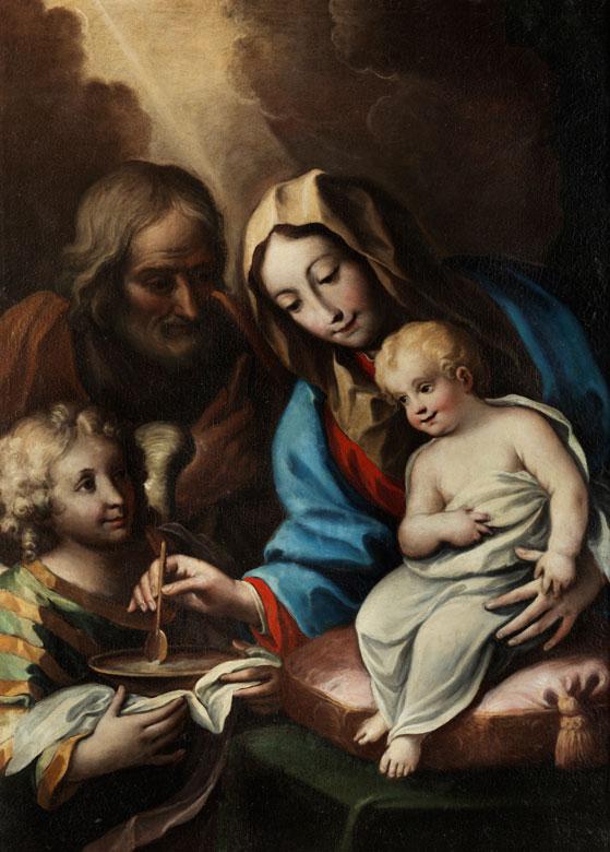 Italienischer Maler des 17./ 18. Jahrhunderts aus dem Umkreis des Francesco Manchini (1679-1758)
