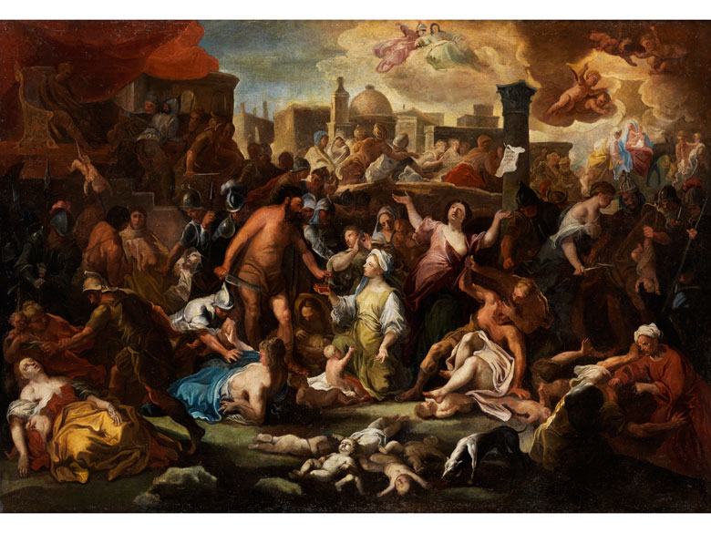 Luca Giordano, 1634 Neapel – 1705 ebenda, Umkreis des