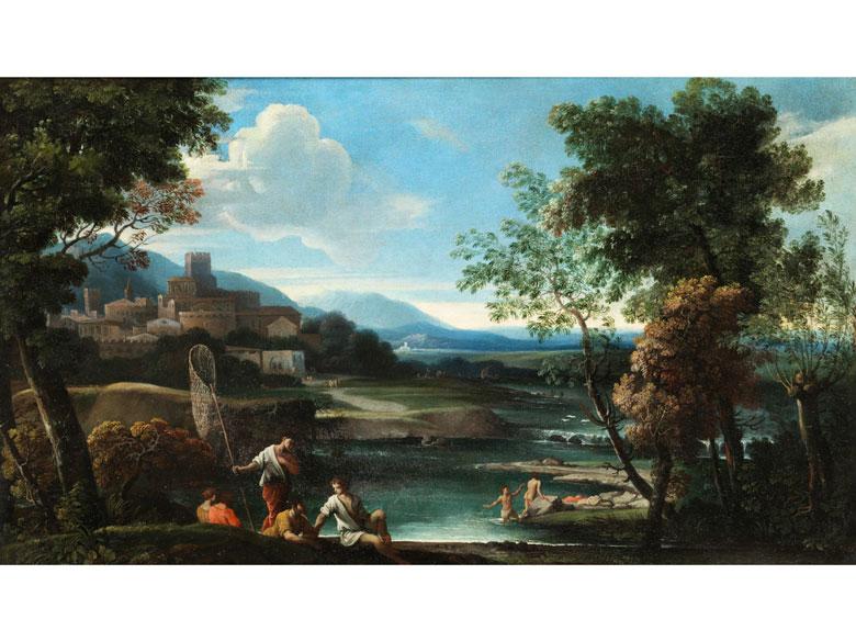Domenico Zampieri, genannt Il Domenichino , 1581 – 1641