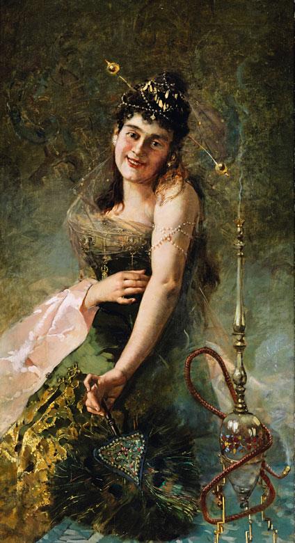 Salvatore Postiglione, 1861 Neapel – 1906
