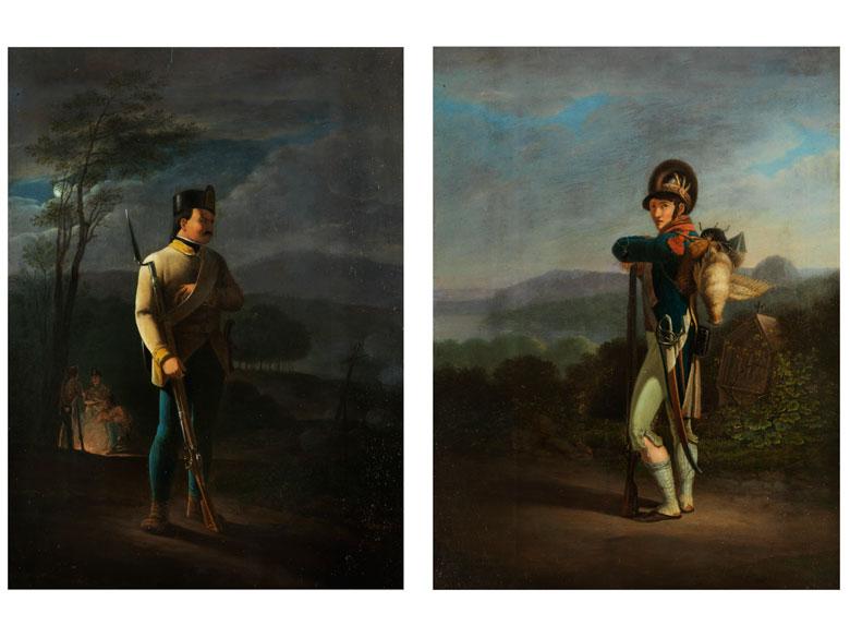 Johann Baptist Seele, 1774 Meßkirch – 1814 Stuttgart