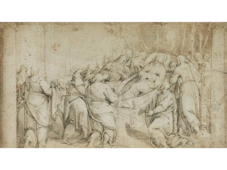 Giorgio Vasari, 1511 Arezzo – 1574 Florenz, zug./ Kreis des