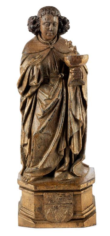 Die Heilige Margareta von Antiochia