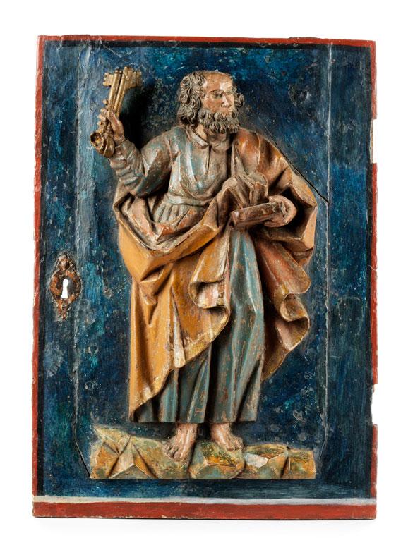 Tabernakeltür mit dem Heiligen Petrus