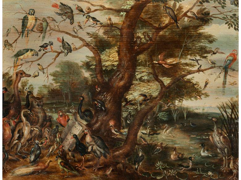 Jan Brueghel d. Ä., 1568 – 1625, Nachfolge