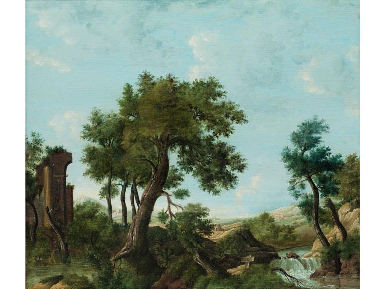 C. Heckelaar, Niederländischer Maler des 20. Jahrhunderts