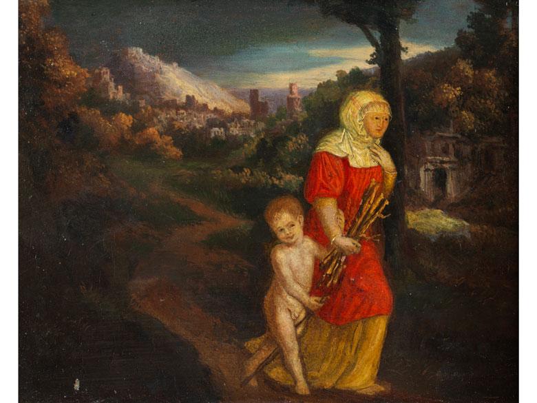 Flämischer Maler des 18./ 19. Jahrhunderts