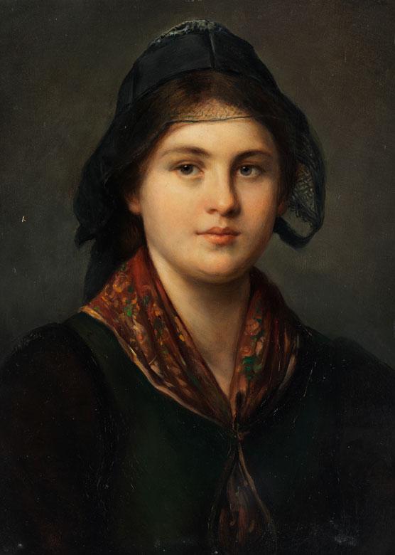 Maler der Frankfurter Schule des 19. Jahrhunderts