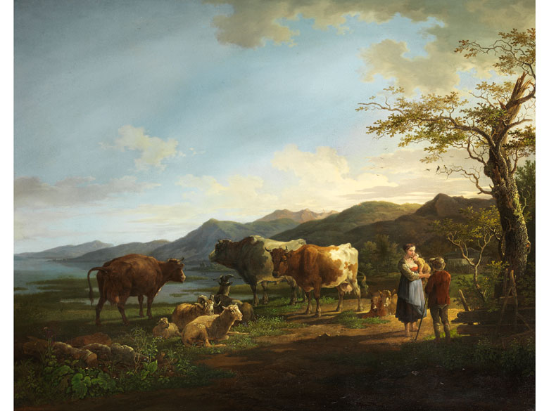 Max Joseph Wagenbauer, 1775 Öxing – 1829 München