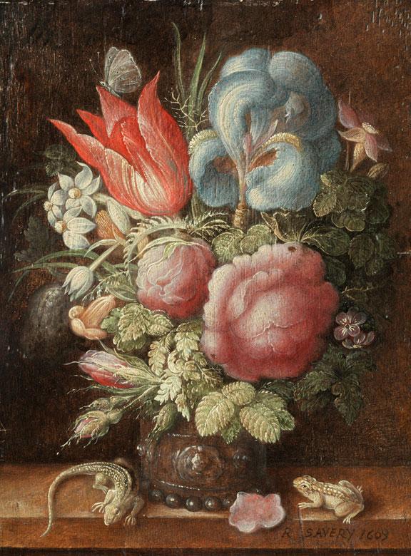 Roelant Savery, 1576/78 Kortrijk – 1639 Utrecht