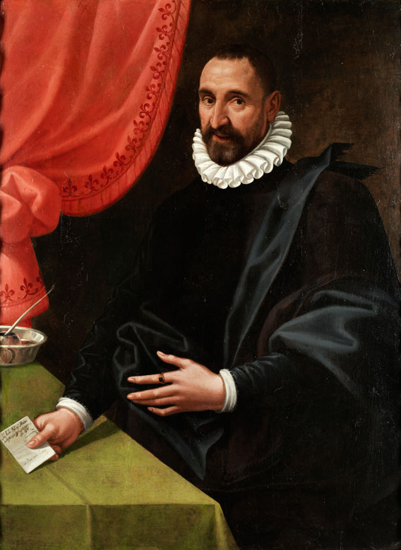 Girolamo Macchietti, gen. Crocefissaio, 1535 Florenz – 1592 ebenda