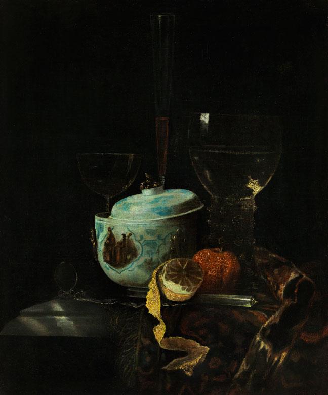 Willem Kalf, 1619/22 – 1693, zug.