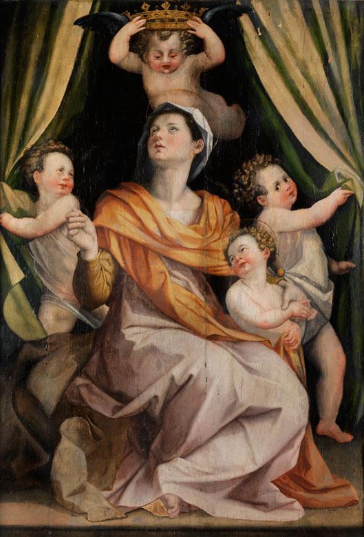 Michele Tosini, genannt Michele di Ridolfo del Ghirlandaio , 1503 – 1577