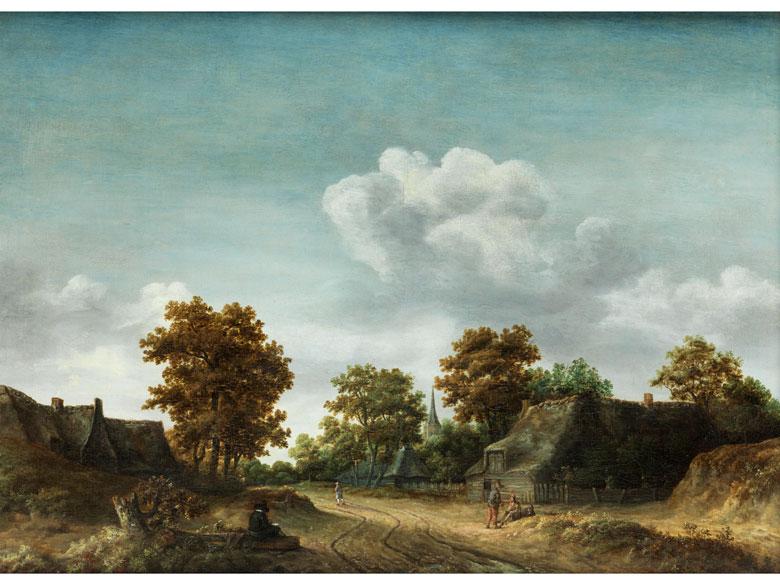 Pieter de Molijn, 1595 London – 1661 Haarlem, zug.