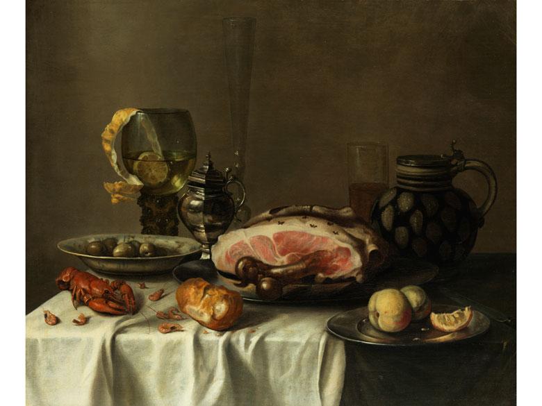 Willem Claesz. Heda, 1594 Haarlem – 1680/82