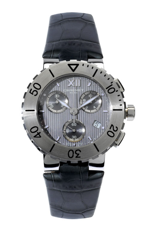 CHAUMET Chronograph Class One in Stahl