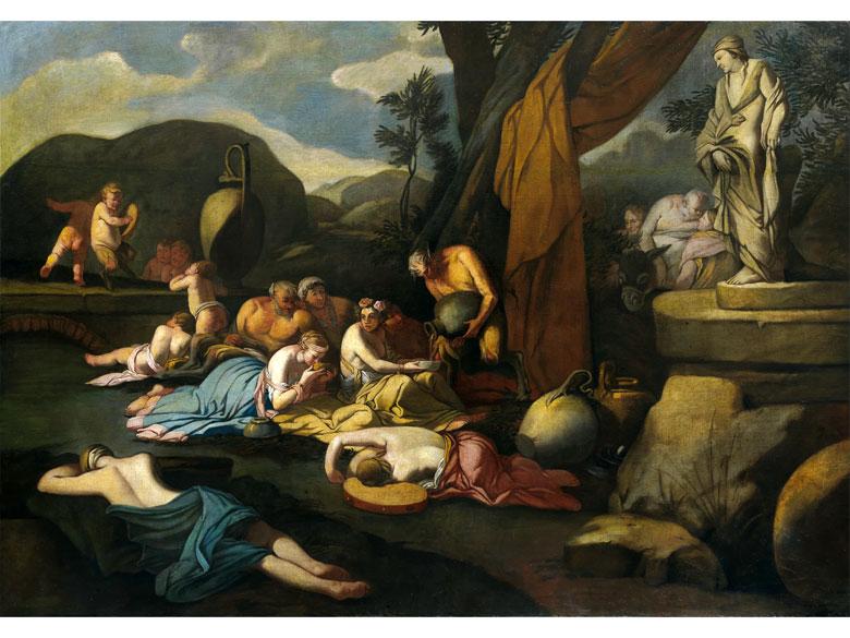 Giulio Carpioni, 1611 Venedig – 1678 Vicenza