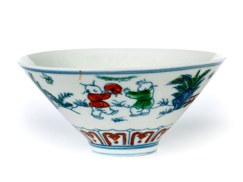 Kleine chinesische Schale