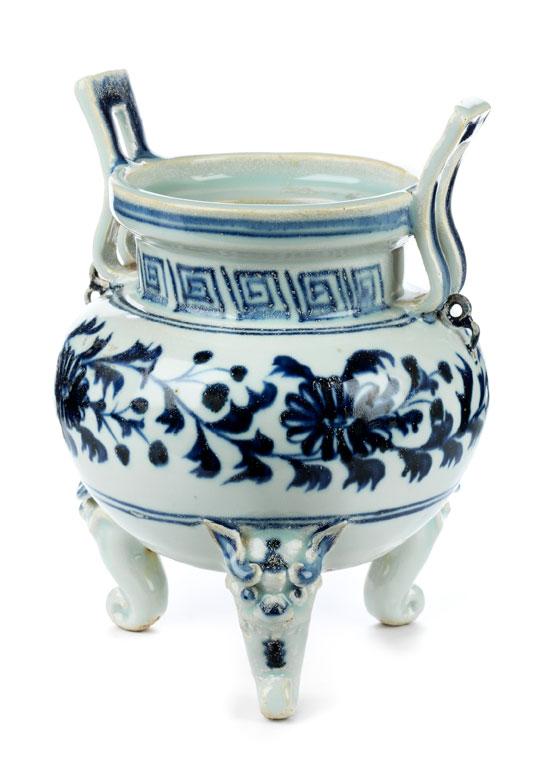 Chinesischer Porzellan-Koro