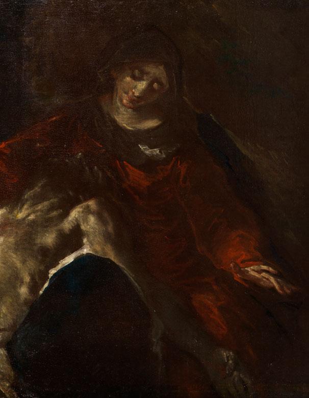 Detailabbildung: Giuseppe Bazzani, 1690 Mantua – 1769