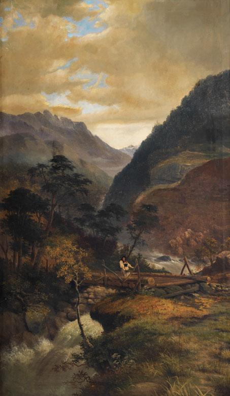 Rudolf Pöppel, 1823 – 1889
