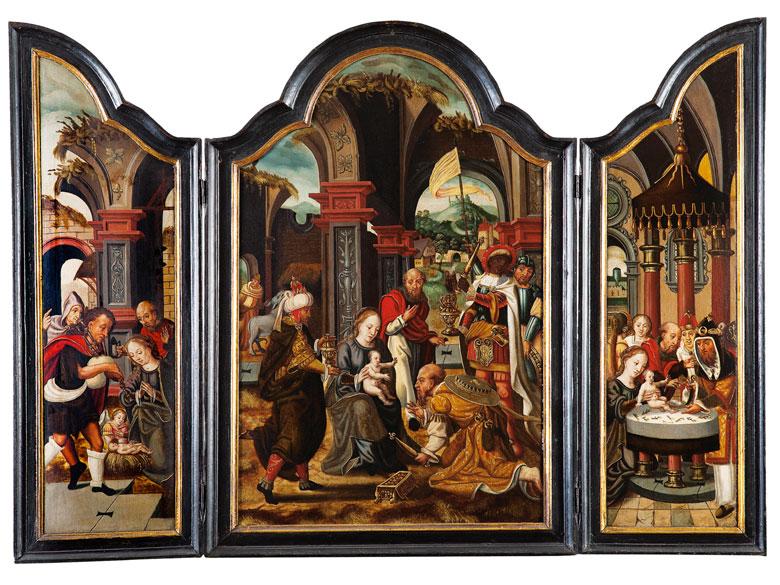 Pieter Coecke van Aelst, 1502 Aalst – 1550 Brüssel, Umkreis